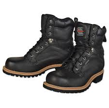 women s sportbike boots milwaukee motorcycle clothing co men u0027s drysdale black leather