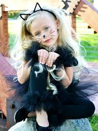 Halloween Kids Witch Makeup by Traditional Black Cat Halloween Costume How Tos Diy