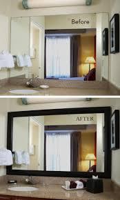 best 25 framed mirrors for bathroom ideas on pinterest framed