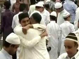 آج ملک بھر میں عید جوش وخروش سے منائی جائے گی
