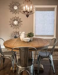 Round Kitchen Table Best Round Kitchen Tables Ideas On Pinterest - Table in kitchen