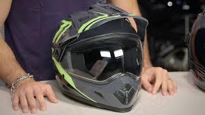 youth bell motocross helmets bell mx 9 adventure helmet review at revzilla com youtube