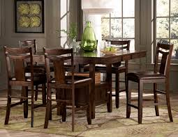 Counter Height Dining Room Tables by Homelegance Broome Counter Height Dining Set Dark Brown D2524 36