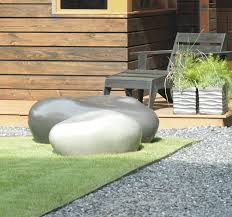Outdoor Seating by Outdoor Seating Pebbles Cast Stone Seating Pebble Creative Living