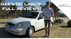 daewoo 1999 daewoo lanos full review youtube
