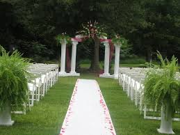Wedding Backyard Reception Ideas by Ideas 16 Outdoor Wedding Ceremony Decorations Cheap Backyard
