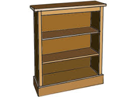 Wood Shelf Plans Free by Free Woodworking Plans How To Make A Bookcase