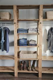 Simple Free Standing Shelf Plans by Best 25 Garage Shelving Plans Ideas On Pinterest Building