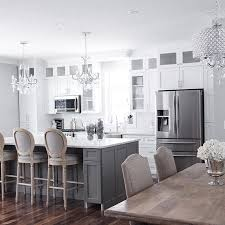 Gray Color Schemes For Kitchens by 358 Best White Kitchens Images On Pinterest White Kitchens