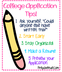 college essay application help