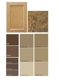 Kitchen Cabinet Paint Color Match A Paint Color To Your Cabinet And Countertop Interior