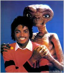 E.T and MJ