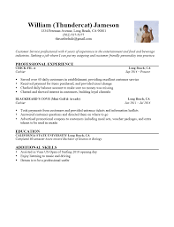 samples of resumes for highschool students 103 resume writing tips and checklist resume genius resume includes your nickname 1 resume william thundercat bad basic