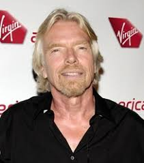 Richard Branson as