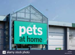 pets at home store sign stock photo royalty free image 27666501