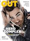 Chris Pine Puts His Baby Blues OUT On Full Display! See Mag Cover ...