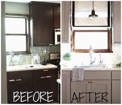 kitchen rosa beltran design diy painted tile backsplash kitchen