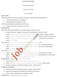 Job application letter marketing manager
