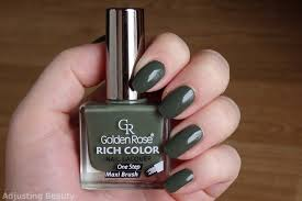 review golden rose nail polishes wow 55 and 65 color expert
