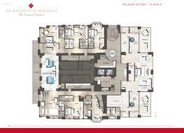 Luxury Log Home Floor Plans by