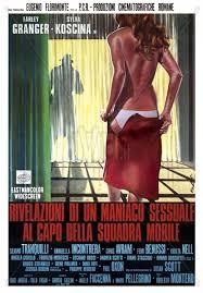 So Sweet So Dead (1972) Rivelazioni di un maniaco sessuale al capo della squadra mobile