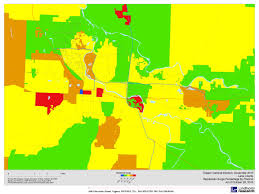 Springfield Oregon Map by Lindholm Company Blog 2010 October