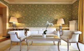 Drawing Room Ideas by Wallpaper Living Room Ideas Boncville Com