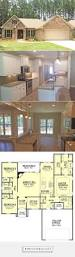 stylish design ideas brick house open floor plan 1 two story home