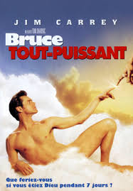 Bruce tout-puissant affiche