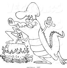 mardi gras alligator clipart 28