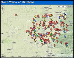 Oklahoma City Map Oklahoma Map State Parks Travelok Com Oklahoma U0027s Official