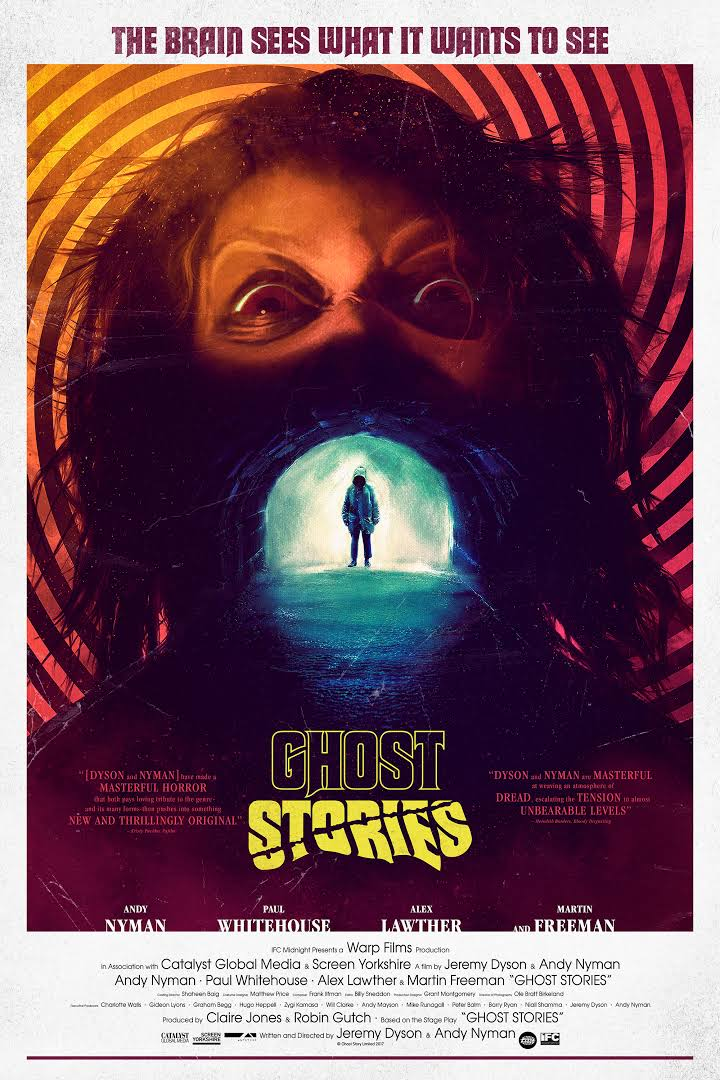 film Ghost Stories streaming vf