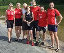 Die erfolgreichen TTW\u0026#39;ler in Hilchenbach: (v.l.) Andrea Hooß, Kerstin Hansen, Svenja Wenzel, Heike Wenzel, Lars Wenzel, ...