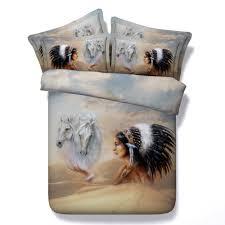 Girls Horse Bedding Set by Online Get Cheap Girls Horse Comforter Sets Aliexpress Com