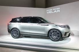 here are live photos of new range rover velar