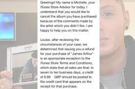 Mirror Mirror On The Wall Rap Song James Arthur Homophobic Slurs Shame And Poor Single Sales