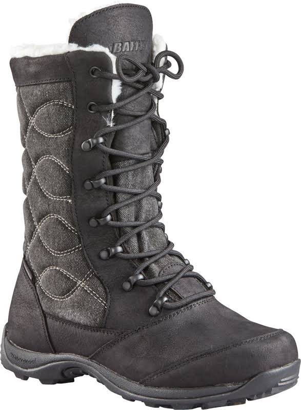 Baffin Cortina Winter Boot Black 7 US URBAW024-BK1-7