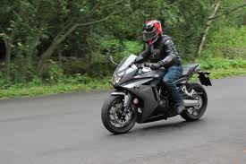 cbr racing bike price uk road test honda cbr650f review visordown