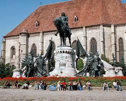 Monument Matthias Corvin