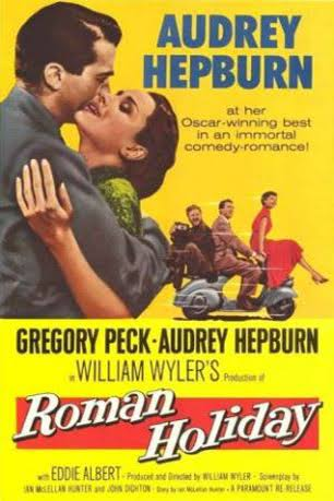 Image result for Roman Holiday 1953
