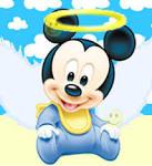 รูปมิกกี้เม้าตอนเด็กมาฝาก | Mickey Mouse