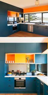 Orange And White Kitchen Ideas 1335 Best Kitchens Images On Pinterest Modern Houses Modern
