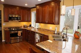 Quality Kitchen Cabinets San Francisco Pictures Of Kitchens With Cherry Cabinets One Of