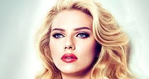 عکس زیباترین زن جهان،اسکارلت جوهانسون ،دختر زیبا