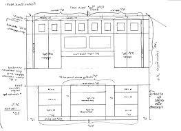 Garage Depth Standard Kitchen Base Cabinet Dimensions Kitchen Cabinet Ideas