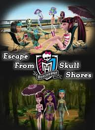 Monster High: Espantada De Isla Calavera (TV)