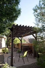 Timber Frame Pergola shade in utah u0027s dixie diy timber frame pergola western timber frame