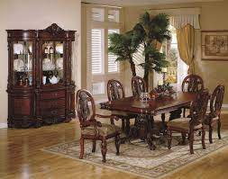 Download Traditional Dining Room Set Gencongresscom - Traditional dining room ideas