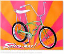 sting ray bike