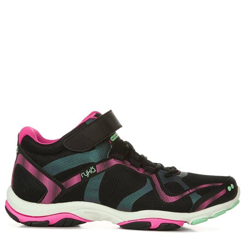 Ryka Influence Mid Sneaker, Adult,